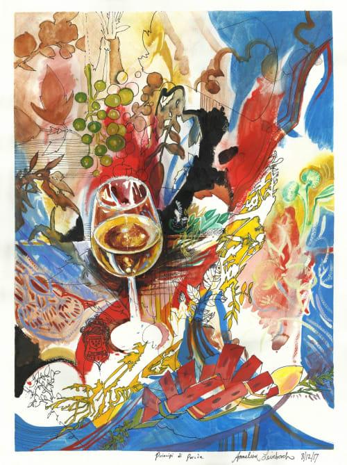 Art Curation by Art Aia - La Dolce Berlin seen at Art Aia - La Dolce Berlin, Berlin - Art and Wine