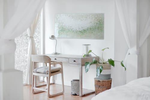 Wall Treatments by Chieko Shimizu Fujioka seen at Creator's Studio, Santa Clara - Wind Fragrance