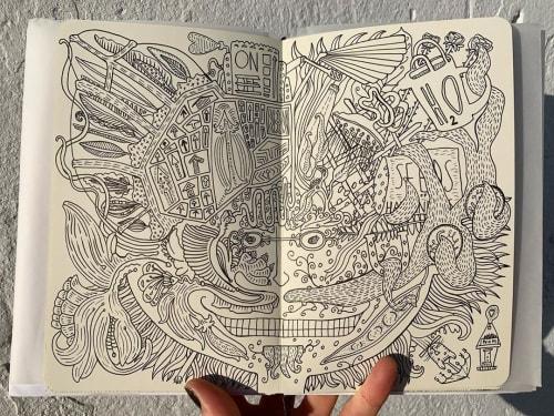 Nikki Pinder - Murals and Art