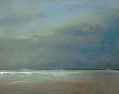 "Art & Wall Decor by YJ Contemporary seen at East Greenwich, East Greenwich - Anne Packard ""Storm Watch"""