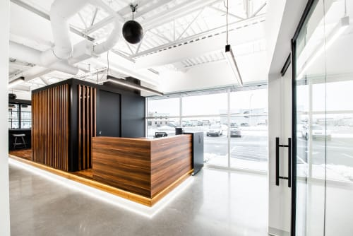 Interior Design by Folio Design Inc seen at Montreal, Montreal - BFR Accountants