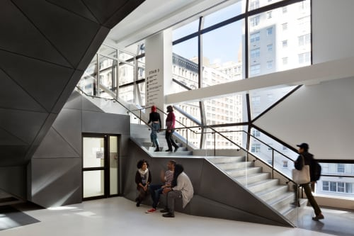 University Center - The New School | Architecture by Skidmore, Owings & Merrill