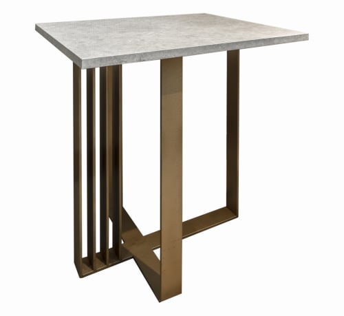 Tables by Matriz Design seen at Buenos Aires, Buenos Aires - MEGHAN TABLE