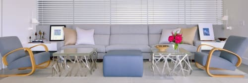 Vicente Wolf Associates - Interior Design and Chairs