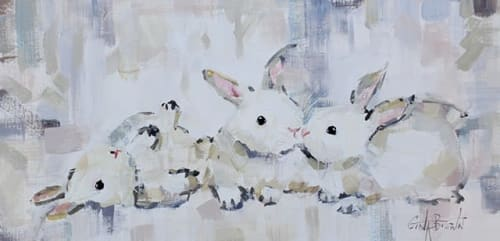 Gina Brown - Paintings and Art