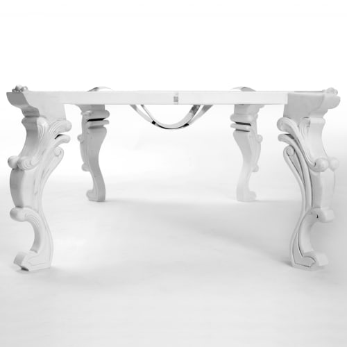 Tables by Troy Backhouse seen at Private Residence, Carlton - Eterna II