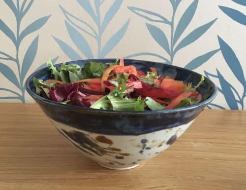 Tableware by Rosie Hay Ceramics seen at Private Residence, Edinburgh - Ramen/Salad Bowl