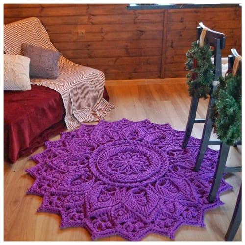 Lisova Oksana - Rugs and Rugs & Textiles