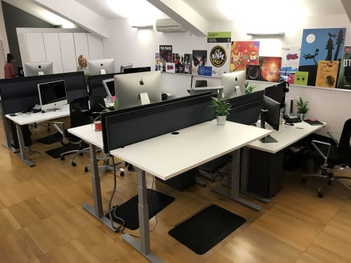 Interior Design by Flomotion seen at London, London - Client - Premm design