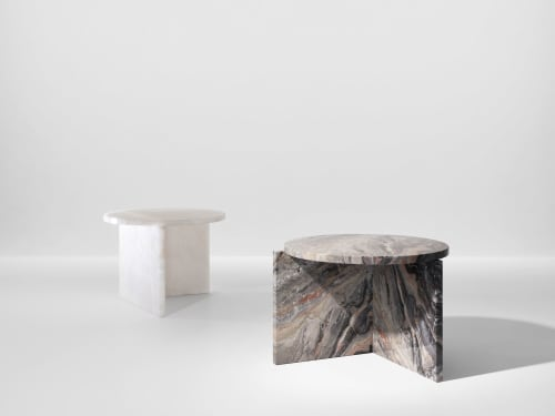 Interior Design by SECOLO seen at Creator's Studio, London - ORIGIN Side table