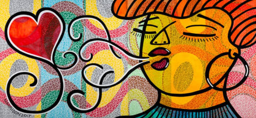 Elyse Harrison Art - Murals and Interior Design