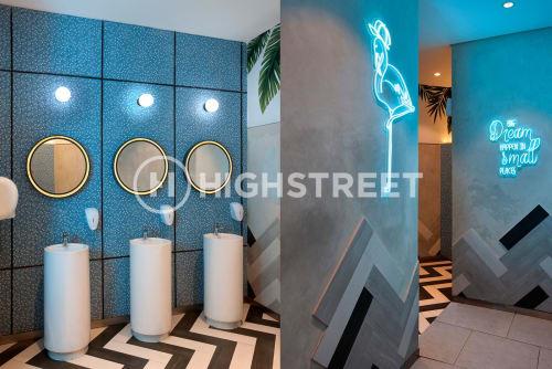 Interior Design by High Street seen at Alam Sutera - FUTOPIA ALAM SUTERA