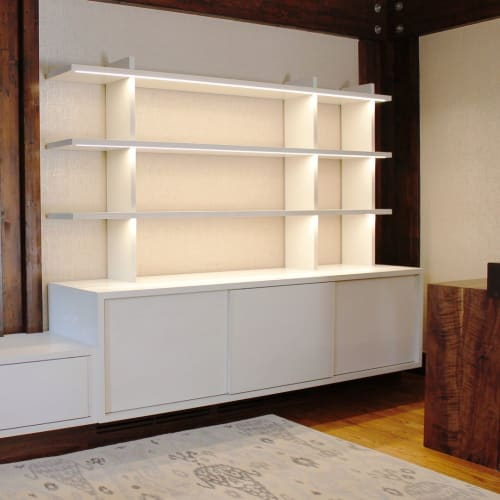 Furniture by Rexhill seen at Private Residence, Philipstown - Custom Cabinetry