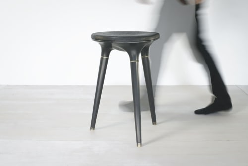 Chairs by KISCOP seen at Los Angeles, Los Angeles - Stool001