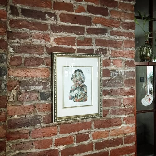 Wall Hangings by Alex Eckman-Lawn seen at Private Residence, Philadelphia - Artwork