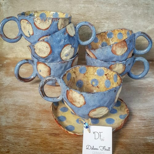 Didem Firat CERAMICS - Tableware and Planters & Vases