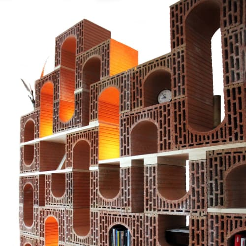 Furniture by Dorian Étienne • Design Studio - Roma