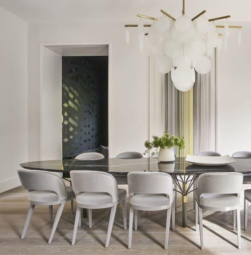 Interior Design by Studio Gild seen at Private Residence, Highland Park - Highland Park Family Residence