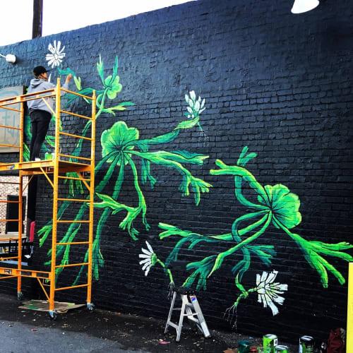 Mariel Pohlman - Murals and Street Murals