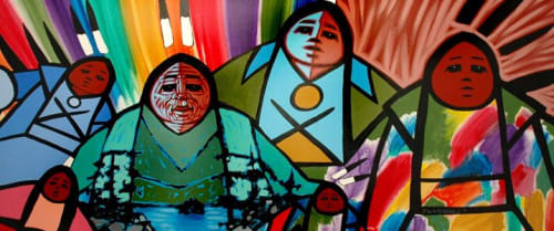 Jerry Whitehead - Art and Street Murals