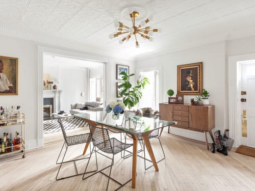Architecture by Laurie Blumenfeld Design seen at Brooklyn Heights Historic District, Brooklyn - Garden Co-op