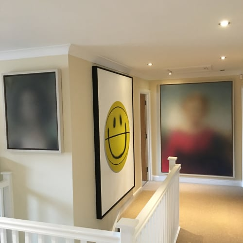 Paintings by Miaz Brothers at Private Residence - ¨¨Masters series¨
