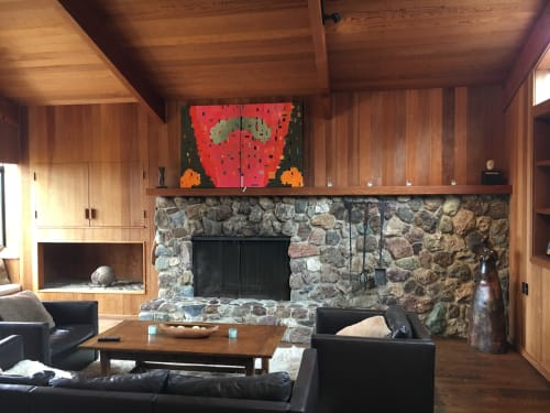 Architecture by Obie G. Bowman FAIA seen at Private Residence, Sea Ranch - Architecture