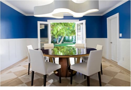 Interior Design by Nadia Designs seen at Manhattan Beach, Manhattan Beach - nadia ali elgrably