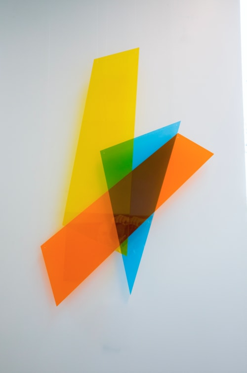 """Sculptures by ANTLRE - Hannah Sitzer seen at Google RWC SEA6, Redwood City - """"Untitled"""""""