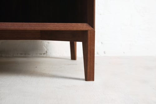 Tables by Reed Hansuld seen at Private Residence, New York - End Table No. 4