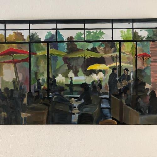Jennifer Hohlfelder (The Oil Loft) - Paintings and Art