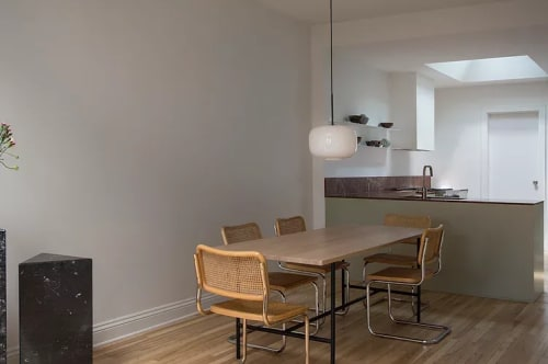 Interior Design by Vives St-Laurent seen at Private Residence, Montreal - Outremont Apartment