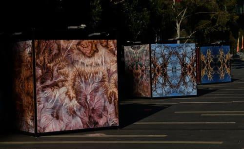 Wayne Quilliam - Public Art and Photography