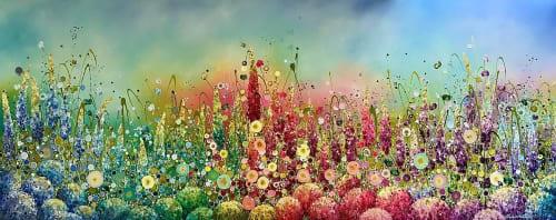 Magnificent Splendour | Paintings by Leanne Christie
