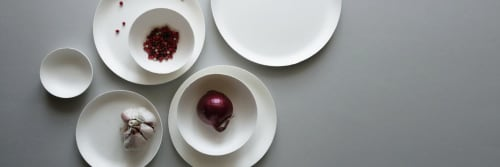 Mieke Cuppen - Ceramic Plates and Tableware