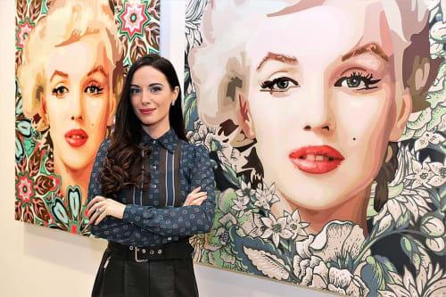 Elisabetta Fantone Art - Art and Street Murals