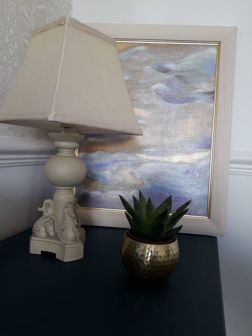 Paintings by Julia Sagias seen at Private Residence - Storm painting