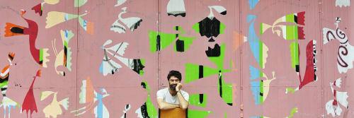 Alessandro Ferraro - Street Murals and Murals