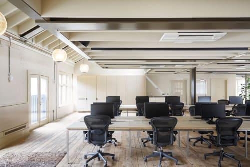 Office London, Aesop | Interior Design by 1zu33 Architectural Brand Identity