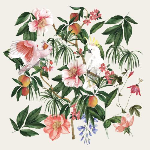 Karen Brotherton - Paintings and Wallpaper