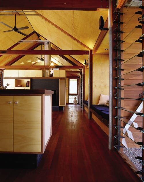Architecture by CplusC Architectural Workshop seen at Private Residence, Saint Albans - St. Albans Residence