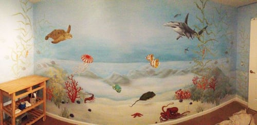 Shannon Geis Murals - Murals and Art