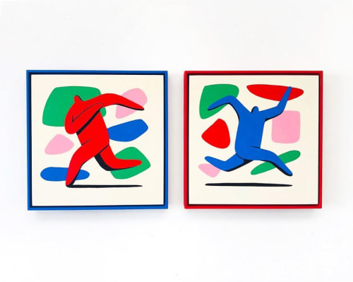 Jocelyn Tsaih - Murals and Art