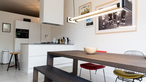 Pendants by Blom & Blom seen at Private Residence, Amsterdam - Puma