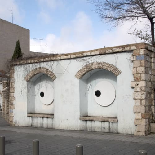 Public Sculptures by Octavi Serra seen at Jerusalem, Jerusalem - The observer