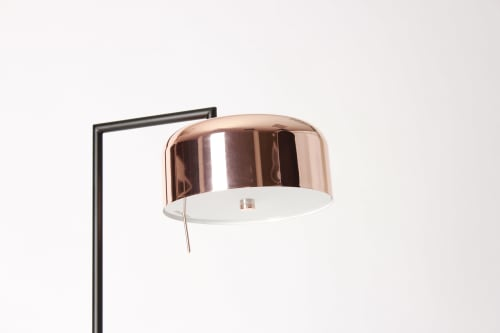 Lamps by SEED Design USA seen at Private Residence, Renton - LALU+ Table Lamp