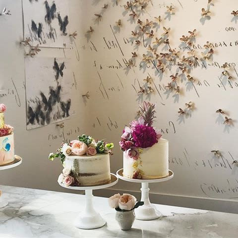 Interior Design by Karoline Schleh seen at Private Residence, Baton Rouge - Schleh + Sabin drawing and ceramic installation collaborations