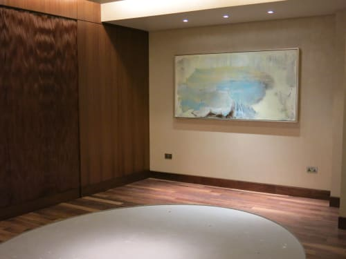 Art Curation by Lorene Anderson seen at Rosewood Abu Dhabi, Abu Dhabi - Rosewood Abu Dhabi Hotel Wellness Spa