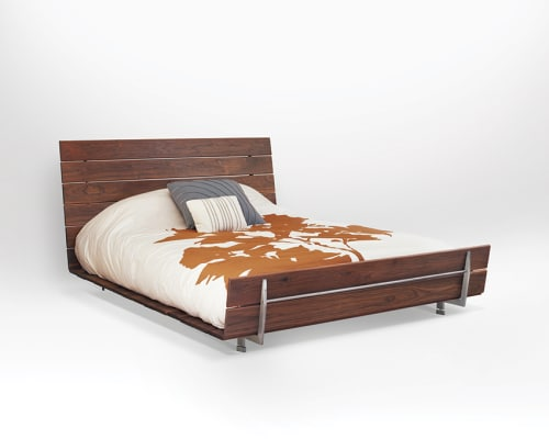 Beds & Accessories by Atlas Industries seen at The Roundhouse, Beacon - Ab3 Bed