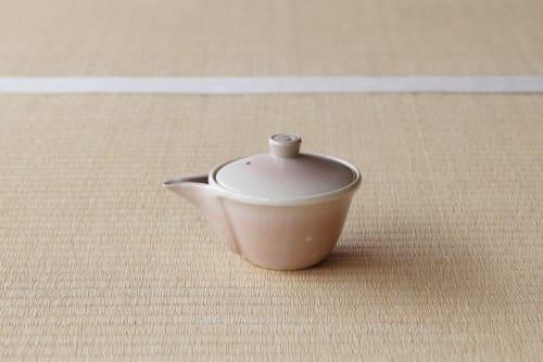 Utensils by ASAHIYAKI seen at Mataburi-67 Uji, Uji - Teapot